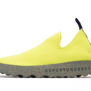 Boots Care City Line yellow and green sole