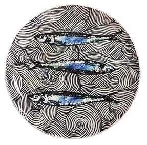 prato sardinha ondas